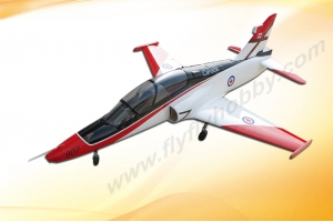 FF-J002 Canada Bae Hawk Wood wing/epoxy fuselage