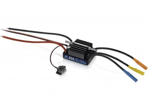 Hobbywing Seaking 60A Waterproof Brushless ESC for Boats SeaKing-60A-V3