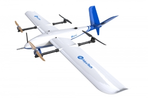 FeiyuTech FY-VT03 VTOL UAV Fixed-Wing Drone w/multiple payload options (Contact us for pricing)