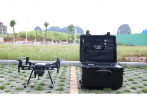 Feiyu Tech FYXL-M2500 Tethered Drone System 2500W/100 Meter Attitude for DJI M600/M200 Series More Payload