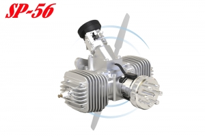 SKY POWER SP-56cc (3W Intl) UAV Engine ROS Version