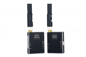 Long range transmitter 60KM D03 telemetry and radio two in one for UAV Ground Station PIX Flight Controller H840/P900 Version