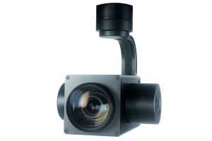 30x Optical Zoom Camera Gimbal Payload for UAV / Drone Industrial Aerial Photography Usage with Tracking Function Optional