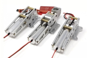 JP Hobby ER-150-Z 15mm Alloy Electric Retracts Set (3 retracts) + Sequencer (for models up to 20kg)