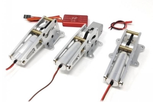 JP Hobby ER-150SPC21 15mm Alloy Electric Retracts Set (3 retracts) + Sequencer (for models up to 20kg)