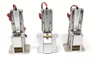 JP Hobby ER-150-J 15mm Alloy Electric Retracts Set (3 retracts) + Sequencer (for models up to 20kg)