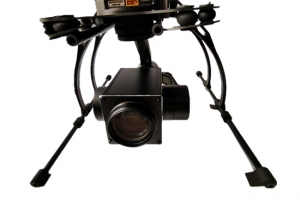 HI20S90 20x Optical Zoom w/3-Axis Gimbal & 10KM Wireless Videolink gimbal camera system