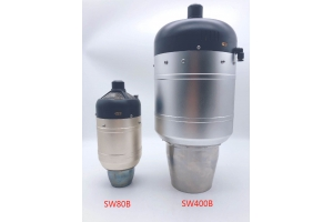 ACE Swiwin UAV Turbine Engine SW-400B 40kg Thrust Brushless starter/fuel pump (Global Warehouse)