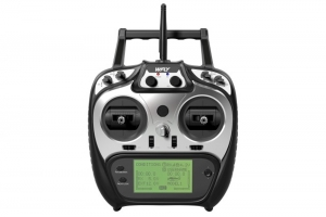 WFLY ET06 2.4GHz 6CH Radio Controller Transmitter with RF206S 6CH W.BUS PPM Output Receiver