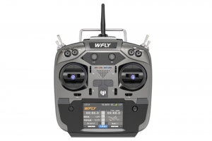 WFLY ET16 2.4GHz 16CH FHSS Transmitter with RF209S 9CH Receiver PWM PPM