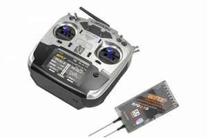 WFLY ET12 12CH 2.4G Radio Controller Transmitter with RF209S 9CH FPV Receiver PWM PPM
