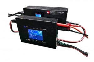 Xuba 50010B and S600PLUS best combination, charge LiPo Lifepo4 LTO Li-ion Battery at 20A 500W Chargery Switching Power Supply Charger
