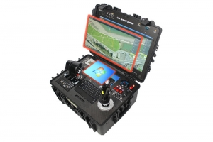 FPV UAV Ground Station control station Dual Joysticks HD verion
