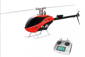 FLY WING FW450 V2 6CH FBL 3D Flying GPS Altitude Hold One-key Return With H1 Flight Control System RC Helicopter RTF Version