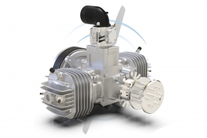 SKY POWER SP-275cc (3W Intl) UAV Engine TS ROS Version