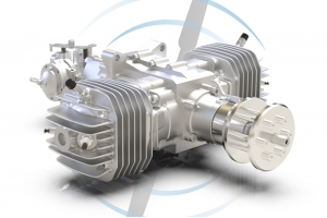 SKY POWER SP-275cc (3W Intl) UAV Engine TS CR Version