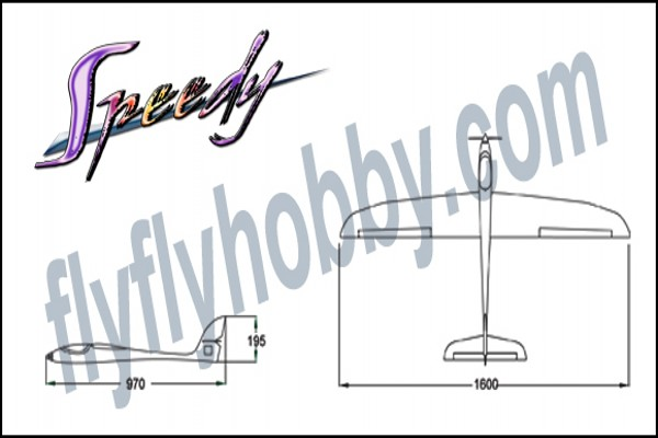 FF-B002 Polyester Speedy Electric_Kit (Global Warehouse)