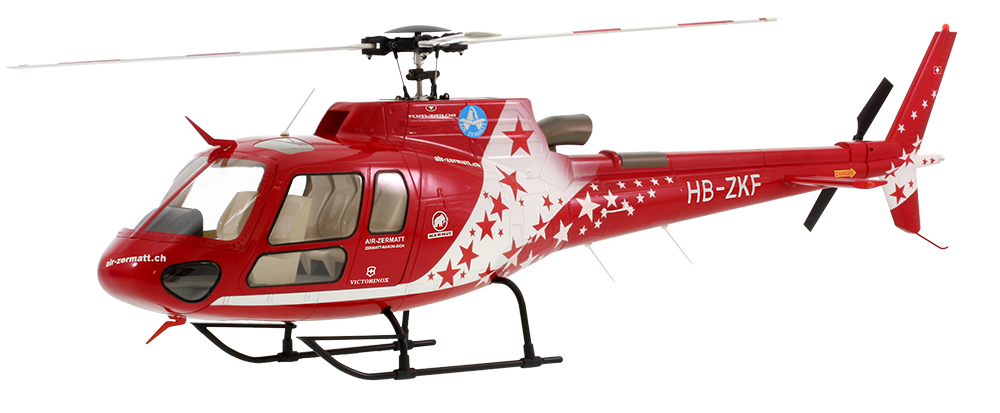 ROBAN AS700AZ Scale Helicopter