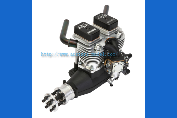ROTO 85 FSI - two cylinder four stroke Inline gasoline engine