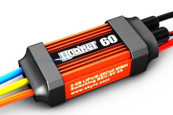 SKYRC Hornet 60A ESC For Air (Global Warehouse)