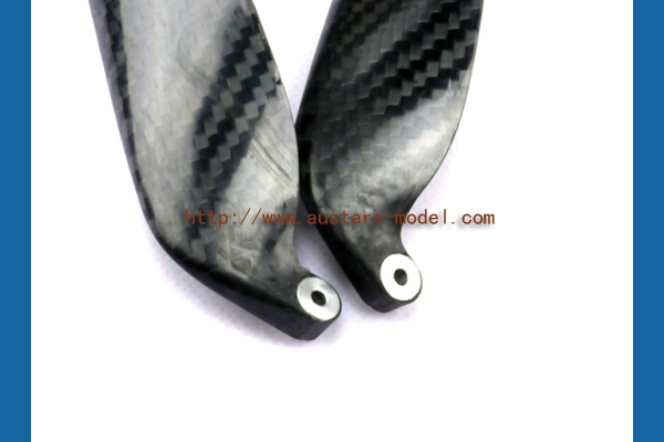 11 x 6 3K Carbon Folding Propeller (Global Warehouse)