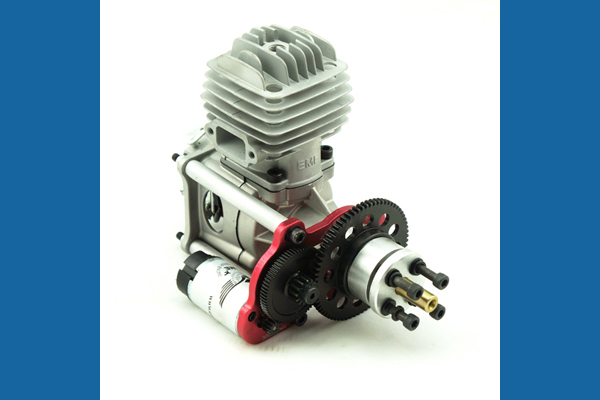 EME 35cc Gasoline Engine With Integrated Auto Starter (Global Warehouse)