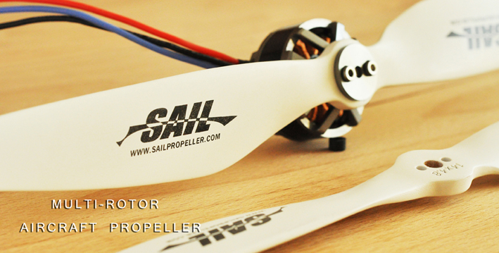 SAIL MULTI ROTER Propeller 9.4x4.3 (A Pair) (Global Warehouse)