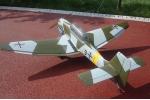 100 inch Stuka 87B V2 (green w/yellow cowling in stock) (Global Warehouse)