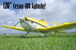 120 inch AMP Cessna-188 Aghusky (New batch production delayed, Contact us for Pre order discount) GST Inc (Global Warehouse)