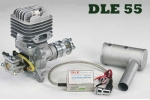 DLE 55cc Petrol Engine (AUS Warehouse)