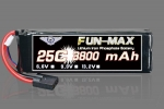 FUN-MAX LifePo4 25-50C 3800 mAh 2S