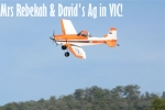 110 INCH AMP CESSNA-188 AGWAGON For Pre order only