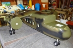 CYModels 98 inch DHC-4 Caribou 2 color schemes including US military color for pre order local pickup (Global Warehouse)