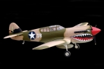 87 INCH ESM P-40 WARHAWK (Last one in the history, no more production) (AUS Warehouse)