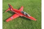 FLYFLY HOBBY Bae Hawk  /W 92 Fan & Fix scale gear (1200mm wood wings) (Global Warehouse)