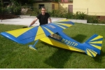 "CYModel 143"" Super Decathlon two schemes (Huge Box) Special price for Pre-order customers from USA"