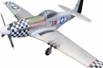 FLYHOBBY P51 SLIVERY MUSTANG KIT