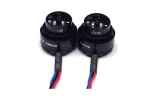 Waterproof four brushless motor shaft unmanned aerial vehicle 620 kv motors