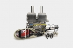 DLA 116cc UAV ENGINE (IN-LINE) (Optional one key start-auto starter/generator)
