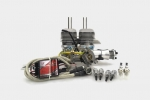 DLA 64cc UAV ENGINE (IN- LINE) (Optional one key start-auto starter/generator)