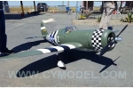 96 inch P47B Thunderbolt 60-100cc Scale warbird (Pre order accepted now)