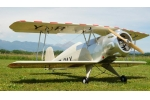 100 inch Bucker Jungmeister BU 133 scale plane 60-120cc (Pre order accepted now) (AUS Warehouse)