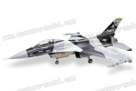 HSD F16 turbojet black camouflage coating Without engine PNP