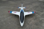 "63"" Turbora Jet Trainer/Jet Airplane ARF Free Shipping (Optional 4-8 kg Thrust Turbine Engine)"