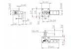 JP HOBBY ER-005 ELECTRIC RETRACT LANDING GEAR SET FOR SEBART MINI AVANTI S (Global Warehouse)