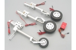 JP HOBBY ER-150 ELECTRIC RETRACT LANDING GEAR SET FOR SEBART 2.1M PC-21 XL (Global Warehouse)