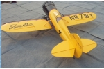 27% scale 97 inch Scale Gee Bee Y Senior Sportster for 50cc Engine (Global Warehouse)