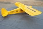 SkySun  Piper J-3 30cc  Y (Global Warehouse)