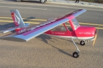 "118"" Wilga PZL-104 50-100cc Tow Plane Pink Color for Pre-order customer from USA"
