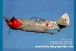 FlightLine RC La-7 1100mm (43 inch) Wingspan - PNP RC Airplane (Global Warehouse)